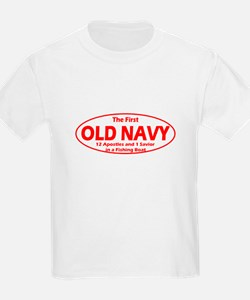 The First Old Navy T-Shirt