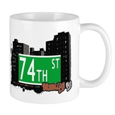 74th STREET, BROOKLYN, NYC Mug