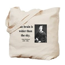 Emily Dickinson 14 Tote Bag