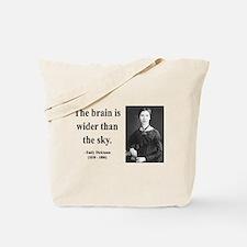 Emily Dickinson 14 Tote Bag