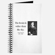 Emily Dickinson 14 Journal