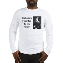 Emily Dickinson 14 Long Sleeve T-Shirt