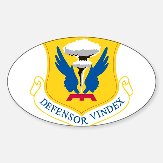 509th Bomb Wing Oval Decal