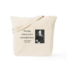 Emily Dickinson 13 Tote Bag