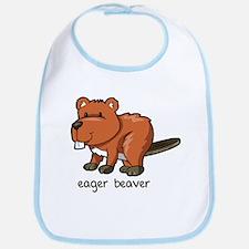 Eager Beaver Bib