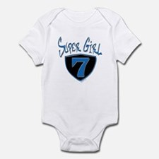 Super Girl #7 Onesie