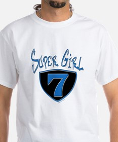 Super Girl #7 Shirt