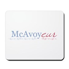 McAvoy - Mousepad