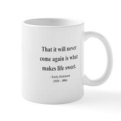 Emily Dickinson 12 Mug