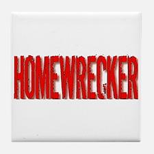 Homewrecker Tile Coaster