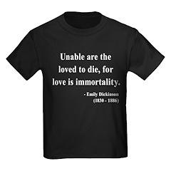 Emily Dickinson 11 T