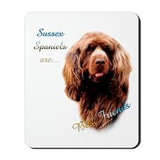 Sussex Best Friend 1 Mousepad