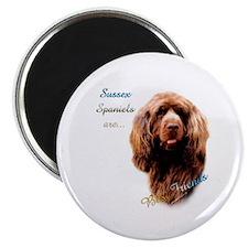 Sussex Best Friend 1 Magnet