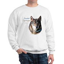 Vallhund Best Friend 1 Sweatshirt