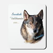 Vallhund Best Friend 1 Mousepad