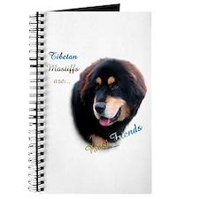 Tibetan Mastiff Best Friend 1 Journal