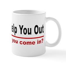I like to help you out Mug