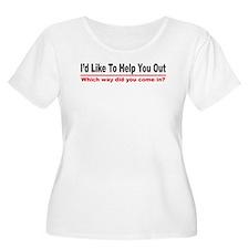 I like to help you out T-Shirt