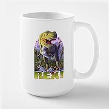 Green Rex 1 Mug