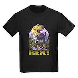 Jurassic park Kids T-shirts (Dark)