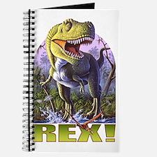 Green Rex 1 Journal