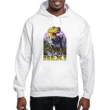 Green Rex 1 Hoodie Sweatshirt