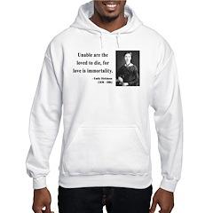Emily Dickinson 11 Hoodie