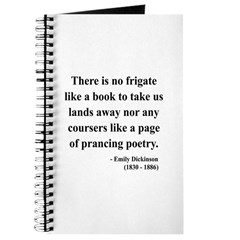Emily Dickinson 10 Journal
