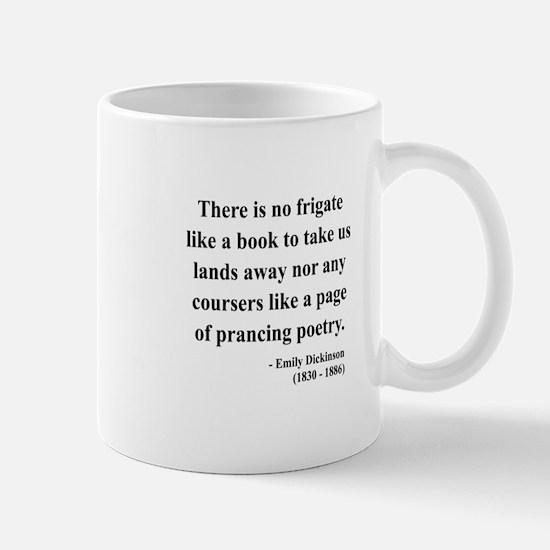 Emily Dickinson 10 Mug