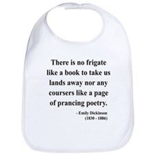 Emily Dickinson 10 Bib