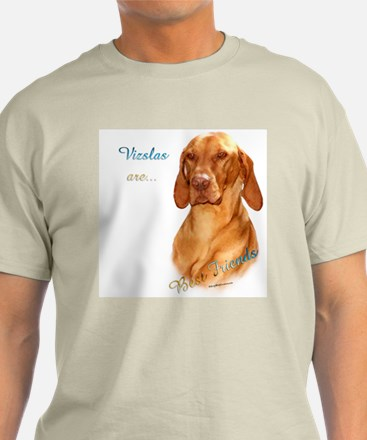 Vizsla Best Friend 1 T-Shirt