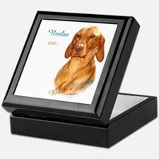 Vizsla Best Friend 1 Keepsake Box