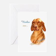 Vizsla Best Friend 1 Greeting Cards (Pk of 20)