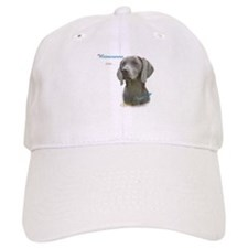 Weimaraner Best Friend 1 Baseball Cap