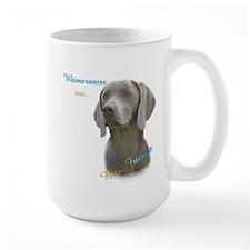 Weimaraner Best Friend 1 Mug