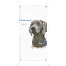 Weimaraner Best Friend 1 Banner