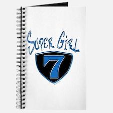 Super Girl #7 Journal