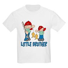 Fishing Buddys Little Brother T-Shirt