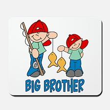 Fishing Buddys Big Brother Mousepad