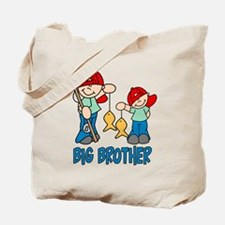 Fishing Buddys Big Brother Tote Bag
