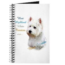 Westie Best Friend 1 Journal