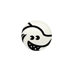 Shark Mini Button (10 pack)