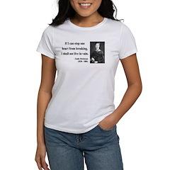 Emily Dickinson 9 Tee