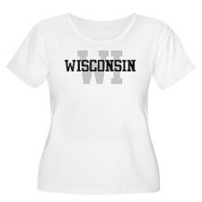 WI Wisconsin T-Shirt
