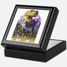 Green Rex 2 Keepsake Box