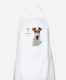 Wire Fox Best Friend 1 BBQ Apron