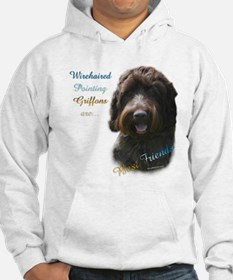 Wirehaired Best Friend 1 Hoodie