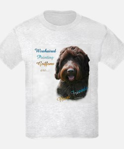 Wirehaired Best Friend 1 T-Shirt