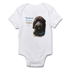 Wirehaired Best Friend 1 Infant Bodysuit