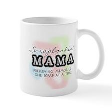 Scrapbookin' Mama Mug